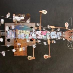 Mécanique céleste oeuvre de Foisnes