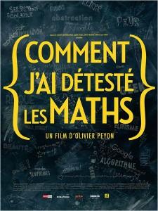 Comment j'ai détesté les maths, un film d'Olivier Peyon