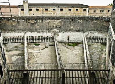 Prison_Ernest Pignon-Ernest