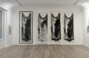 © Linceul, 2012, Ernest Pignon-Ernest