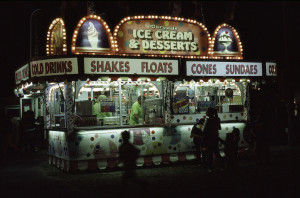 Photo n°1, Mark Drew, The Fairgrounds