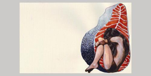 "Série ""la vie est cruelle"",  de Ju-Mi Byun-Schmidt"