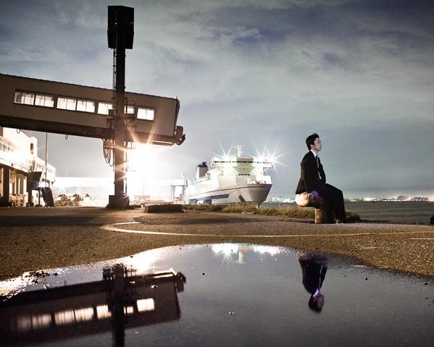 Les évaporés du Japon, ©Stéphane Ramael