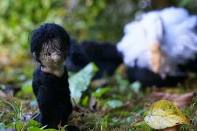 Barbara et son aigle noir, Délit Maille