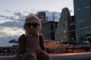 Woody Allen, Délit Maille