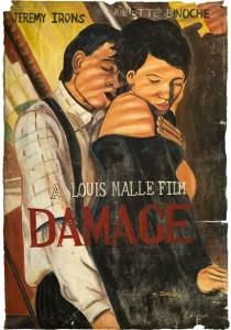 Fatale de Louis Malle, 1992