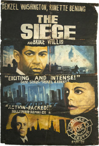 The Siege d'Edward Zwick, 1998