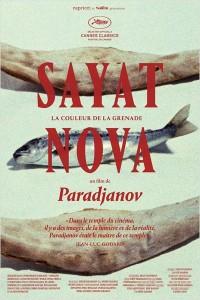 Sayat Nova, Paradjanov