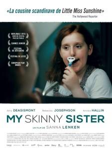 My skinny sister, 2016
