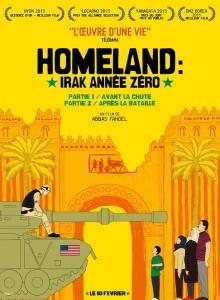 homeland-irak-annee-zero-affiche