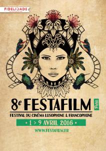 Festival Festafilm, 8e édition, avril 2016