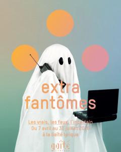Extra fantômes, Gaité lyrique