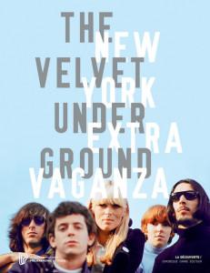Velvet Underground, expo à la Philharmonie de Paris