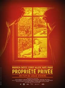 Propriété privée, Leslie Stevens (1960)