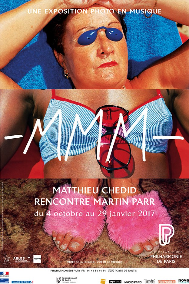 MMM,Matthieu Chedid rencontre Martin Parr