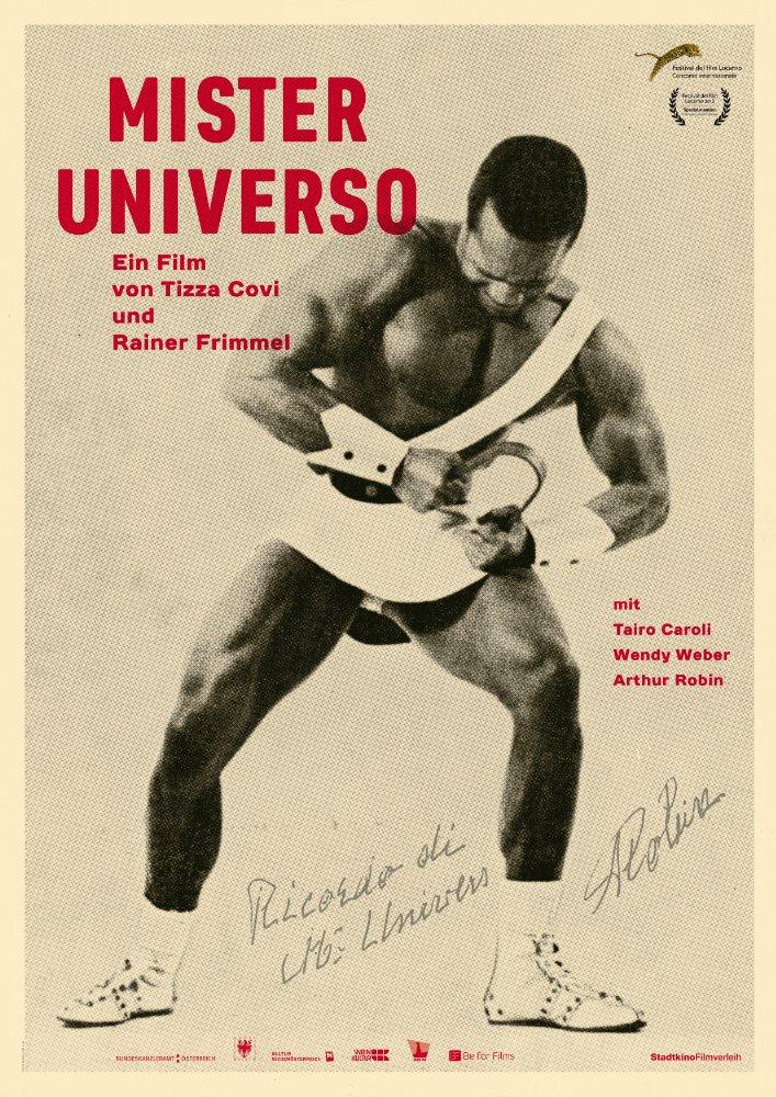 Mister Universo, 2016