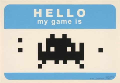 Invader, Hello my game is